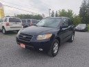 Used 2009 Hyundai Santa Fe GLS LEATHER SUNROOF LOADED AWD for sale in Gormley, ON