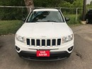 Used 2011 Jeep Compass North Edition, ONE OWENER,LOW KM, ONTARIO CAR for sale in Brampton, ON