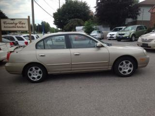 Used 2003 Hyundai Elantra VE   AS IS SPECIAL - Financing Available for sale in Bradford, ON