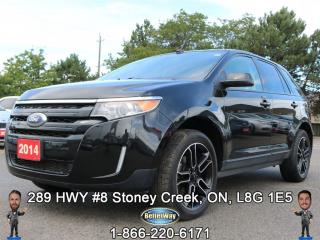 Used 2014 Ford Edge SEL...TAKES THE EDGE OFF!!! for sale in Stoney Creek, ON