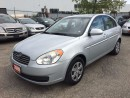 Used 2009 Hyundai Accent GLS for sale in Gormley, ON