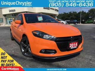 Used 2014 Dodge Dart GT | NAV | 8.4 TOUCHSCREEN | REMOTE START | for sale in Burlington, ON