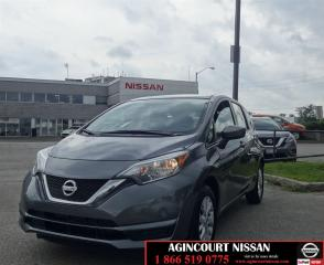 Used 2017 Nissan Versa Note SV |Back up camera|USB|Heated Seats| for sale in Scarborough, ON