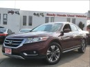 Used 2013 Honda Accord Crosstour EX-L AWD - Leather - Sunroof - Rear Camera for sale in Mississauga, ON