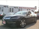 Used 2015 Acura TLX Tech - Leather - Navigation - R.camera for sale in Mississauga, ON