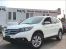 Used 2013 Honda CR-V EX-L - Leather - Sunroof - R. Camera for sale in Mississauga, ON