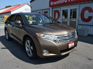 Used 2010 Toyota Venza Base V6 4dr All-wheel Drive for sale in Brantford, ON