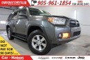 Used 2011 Toyota 4Runner SR5| 4X4| UPGRADE PKG| 7-SEATER| SUNROOF & MORE for sale in Mississauga, ON