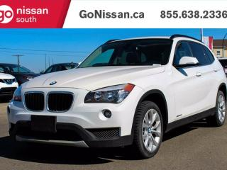 Used 2014 BMW X1 LEATHER, SUNROOF, HEATED SEATS!! for sale in Edmonton, AB