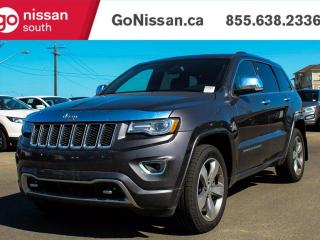 Used 2014 Jeep Grand Cherokee DIESEL, NAVIGATION, ADAPTIVE CRUISE CONTROL! for sale in Edmonton, AB