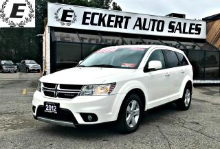 Used 2012 Dodge Journey SXT /BLUETOOTH for sale in Barrie, ON