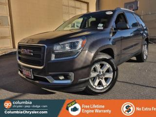 Used 2013 GMC Acadia SLE1, SLE, 7 PASSENGER SEATING, 4 NEW TIRES, 4 NEW SETS OF BRAKES, GREAT CONDITION, LOW MILEAGE, FREE LIFETIME ENGINE WARRANTY! for sale in Richmond, BC