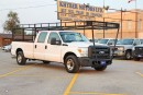 Used 2011 Ford F-250 8 Ft*21FT Ladder Rack Gas 6.2L for sale in Brampton, ON