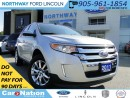 Used 2011 Ford Edge SEL | PANO ROOF | HEATED LEATHER | TOW PKG | for sale in Brantford, ON