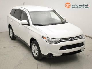 Used 2014 Mitsubishi Outlander ES 4X4 for sale in Edmonton, AB