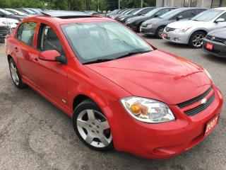 Used 2007 Chevrolet Cobalt SS/AUTO/SUNROOF/ALLOYS/SPORT PACKAGE/LIKE NEW for sale in Scarborough, ON
