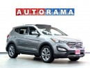 Used 2013 Hyundai Santa Fe SPORT LEATHER PANORAMIC SUNROOF AWD for sale in North York, ON