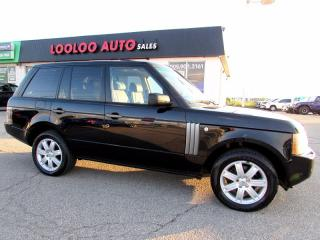 Used 2006 Land Rover Range Rover HSE Navigation Camera Sunroof for sale in Milton, ON