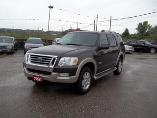 Used 2007 Ford Explorer Eddie Bauer for sale in Orillia, ON