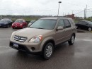 Used 2005 Honda CR-V EX-L for sale in Orillia, ON