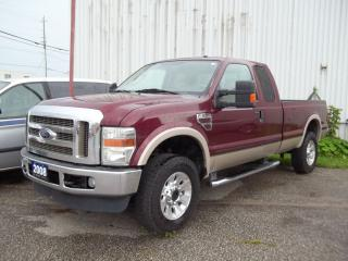 Used 2008 Ford F-350 Lariat for sale in Orillia, ON