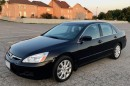 Used 2007 Honda Accord EX-L V6 for sale in Markham, ON