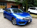 Used 2017 Honda Civic EX,SUNROOF,PUSHSTART,LOW KM,CERT for sale in Concord, ON