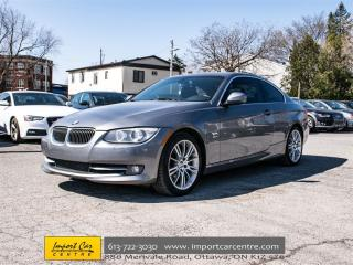 Used 2011 BMW 3 Series 335i xDrive PRICE REDUCED!!  CALL! for sale in Ottawa, ON
