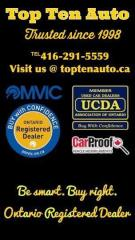 Used 2004 Buick Rendezvous Pre-Owned Certified- Fully Loaded ULTRA AWD Navi++ for sale in Scarborough, ON