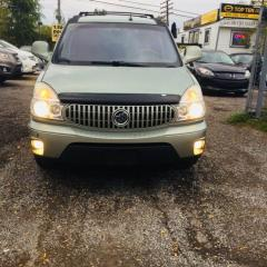 Used 2004 Buick Rendezvous Pre-Owned Certified-ULTRA AWD LEATHER GPS for sale in Scarborough, ON
