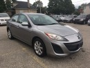 Used 2011 Mazda MAZDA3 GX - SAFETY & WARRANTY INCLUDED for sale in Cambridge, ON