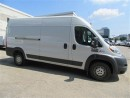 Used 2015 RAM ProMaster 3500 Gas high roof cargo van loaded for sale in Richmond Hill, ON
