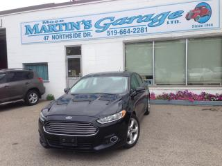 Used 2016 Ford Fusion SE for sale in St Jacobs, ON