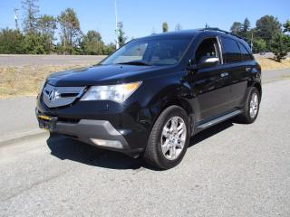 Used 2007 Acura MDX TECHNOLOGY PKG for sale in Surrey, BC