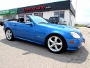 Used 2002 Mercedes-Benz SLK SLK 230 Convertible Automatic for sale in Milton, ON