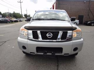 Used 2009 Nissan Titan XE MODEL,MINT CONDITION,KING CAB for sale in North York, ON