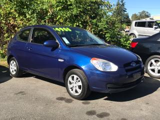 Used 2009 Hyundai Accent L Auto, Very Clean, Affordable, MP3 CD! for sale in Surrey, BC
