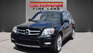 Used 2012 Mercedes-Benz GLK-Class GLK 350 4MATIC   SPORT PKG ***only 58,000km for sale in Caledon, ON