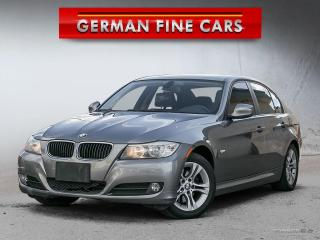 Used 2009 BMW 3 Series 323I***Sun Roof, Leather, Accident Free*** for sale in Caledon, ON