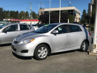 Used 2009 Toyota Matrix XR, New Bodystyle, Rare, Alloys + XR Bodykit for sale in Surrey, BC