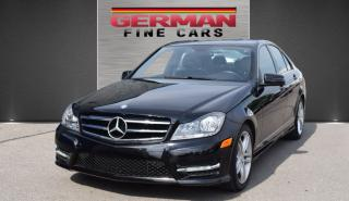 Used 2014 Mercedes-Benz C 300 C300 4 Matic SPORT PKG***only 47, 000km for sale in Concord, ON
