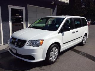 Used 2016 Dodge Grand Caravan CANADA VALUE PACKAGE for sale in Parksville, BC