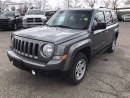 Used 2014 Jeep Patriot North - 4X4 - BLUETHOOTH - HEATED SEATS for sale in Aurora, ON