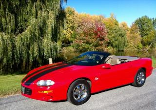Used 2002 Chevrolet Camaro 35th Anniversary Edition for sale in Cornwall, ON