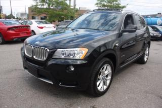 Used 2013 BMW X3 28i *NAVI* *PANO ROOF* for sale in North York, ON