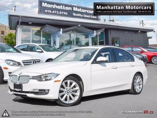 Used 2013 BMW 3 Series 320i X-DRIVE PREMIUM |BLUETOOTH|SUNROOF|93,000KM for sale in Scarborough, ON