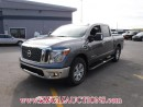 Used 2017 Nissan TITAN SV CREW CAB 4WD 5.6L for sale in Calgary, AB