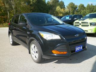 Used 2014 Ford Escape S for sale in Owen Sound, ON