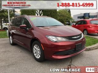Used 2017 Chrysler Pacifica LX for sale in Richmond, BC