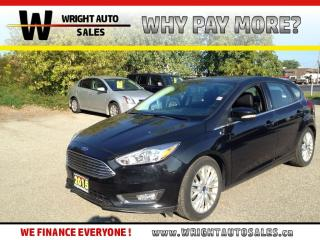 Used 2015 Ford Focus Titanium|NAVIGATION|LEATHER|SUNROOF|53,973 KMS for sale in Cambridge, ON